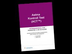 Xolair astma kontroll test